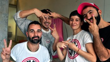Hackearon la cuenta de Sudor Marika, la banda que hizo #SiVosQueres | Elecciones 2019