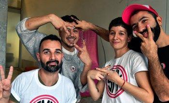 Hackearon la cuenta de Sudor Marika, la banda que hizo #SiVosQueres   Elecciones 2019