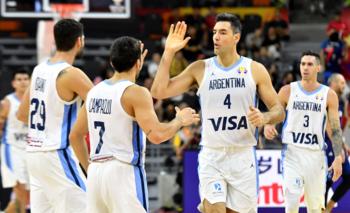 Argentina arrasó a Serbia y jugará semifinales del Mundial de Básquet   Mundial de básquet