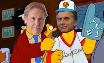 Los desopilantes memes contra Macri por su saludo la Selección de Básquet   Redes sociales