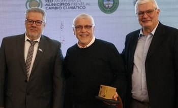 El municipio de Areco fue distinguido por su plan de acción climática   San antonio de areco