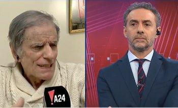 Intelectual macrista anticuarentena internado con COVID | Coronavirus en argentina
