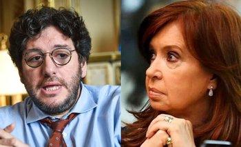 Avelluto criticó a Cristina por un busto de Sarmiento y las redes lo destrozaron | Redes sociales
