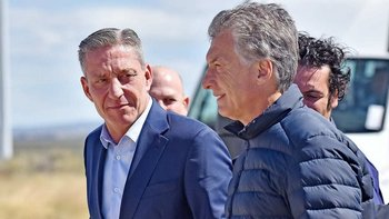 Mauricio Macri giró $1300 millones para asistir a Chubut | Crisis económica