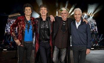 Se estrenó el nuevo video de los Stones del tema con Jimmy Page | Música