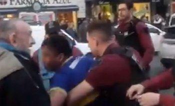 La versión policial sobre la detención del hombre que vendía paltas y fue defendido por los vecinos | Ciudad