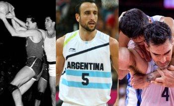 Mundial de Básquet: de la gloria en 1950 a la proscripción militar | Mundial de básquet