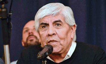 Moyano aseguró que si Fernández gana, buscará la reunificación de la CGT | Elecciones 2019
