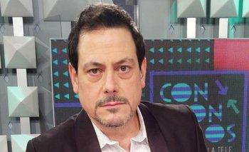 Así anunciaron el despido de Pardini de Confrontados por la condena por violencia de género | Guillermo pardini