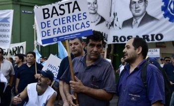 Santa Fe: se perdieron 10 mil empleos y hay 286 empresas en crisis | Santa fe
