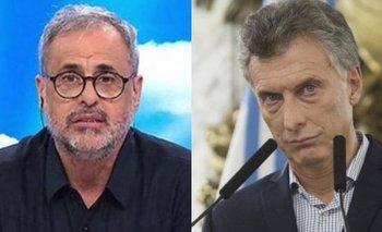 Rial criticó a Macri por las sustancias cancerígenas en los subtes   Jorge rial
