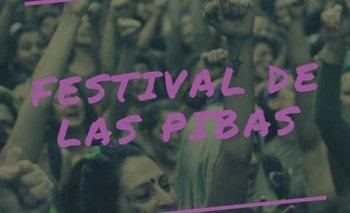 'Les Pibes' y un festival que palpita el Encuentro Plurinacional de Mujeres | Feminismo