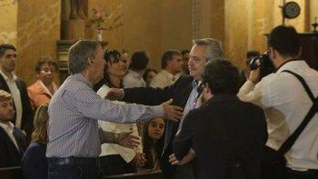 A un año de la muerte de De la Sota, Fernández y Massa viajaron a homenajearlo | José manuel de la sota