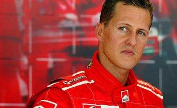 Venden una histórica Ferrari de Schumacher para su recuperación | Automovilismo