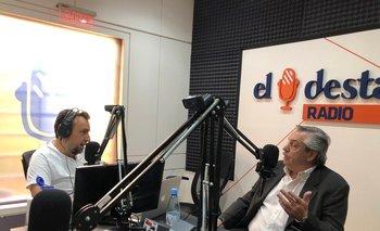 La premonitoria entrevista a Alberto Fernández en El Destape Radio | Un año de el destape radio