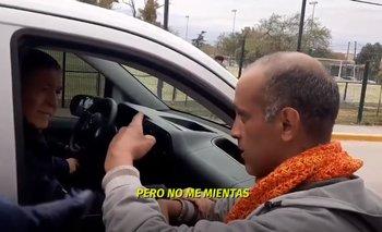 Así amenazaron de muerte a Schiaretti en la calle | Córdoba