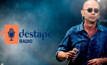 El saludo del Indio Solari por el aniversario de El Destape Radio | Un año de el destape radio