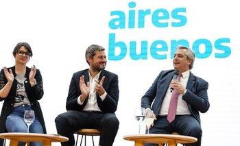 Alberto Fernández y Matías Lammens relanzaron la campaña en la Ciudad de Buenos Aires | Elecciones 2019
