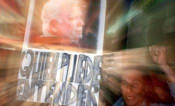 A 13 años de la desaparición de Julio López, denuncian que la causa está frenada | Jorge julio lopez