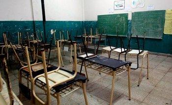 Comenzó el paro docente a nivel nacional por la crisis en Chubut | Crisis en chubut