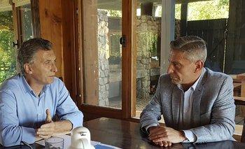 Arcioni reclamo a Macri fondos prometidos por la crisis | Crisis en chubut