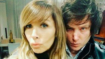 Daniela, la cantante y ex pareja de Milei, fue a apoyar a Alberto F. | Elecciones 2019