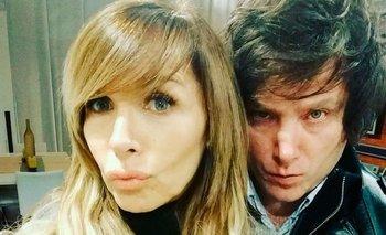 Daniela, la cantante y ex pareja de Milei, fue a apoyar a Alberto F.   Elecciones 2019