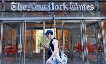 Cierra el New York Times en español   Crisis en los medios