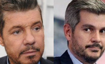 El irónico mensaje de Marcelo Tinelli para convocar a Marcos Peña al Bailando   Picante