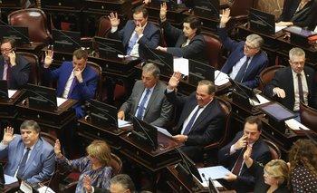 El Senado aprobó la jura de nuevos legisladores | Congreso