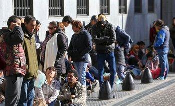Se necesitaron casi $ 35.000 para no ser pobre en septiembre | Crisis económica