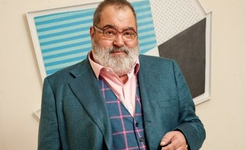 Le dieron el alta a Jorge Lanata | Jorge lanata