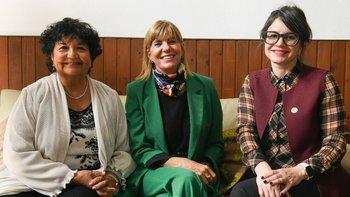 La vice de Perotti apoyó a las candidatas del Frente de Todos en la Ciudad | Elecciones 2019