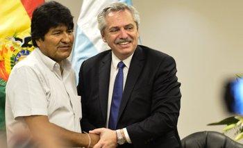 Bolivia: la frase de Perón que usó Alberto para felicitar a Evo Morales | Elecciones en bolivia