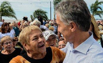 Un jubilado se enfureció en vivo e insultó a Mauricio Macri | Jubilados