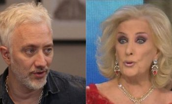Andy Kusnetzoff y Mirtha Legrand vuelven a competir por el rating | Mirtha legrand