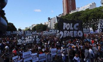 Confirmaron otra jornada de protestas y Bullrich amenazó con represión | Emergencia alimentaria