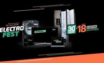 Electro Fest: cadenas de electrodomésticos subieron precios antes de las ofertas | Electro fest
