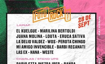 Festival Futurock 2019: una fiesta de música, humor y debate | Música