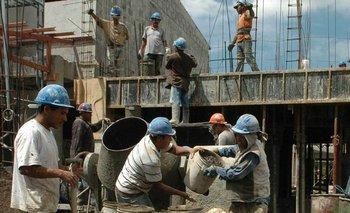 La construcción podría terminar el año con un desplome del 11% | Crisis económica