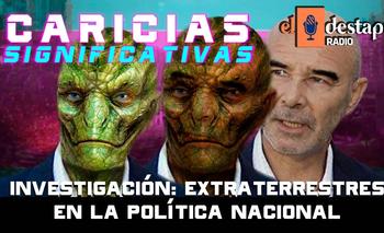 ¿Gómez Centurión, reptiliano?    Humor
