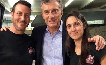 Cerró la pizzería que visitó Mauricio Macri hace un año | Crisis económica