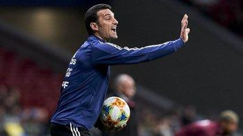 Scaloni reveló que sigue de cerca a dos jugadores de River | Selección argentina