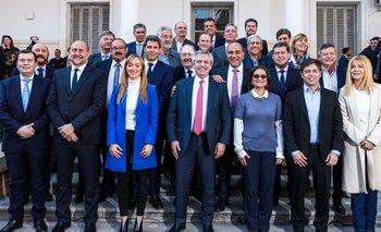 Gabinete federal y capitales alternativas: el plan de Alberto con los gobernadores | Elecciones 2019