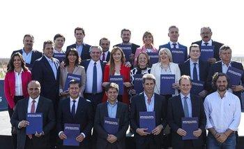 Alberto Fernández propuso crear en cada provincia una capital alterna de la Argentina | Elecciones 2019