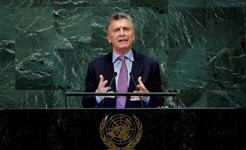 Macri aprovechó su último discurso ante la ONU para hacer campaña | Elecciones 2019