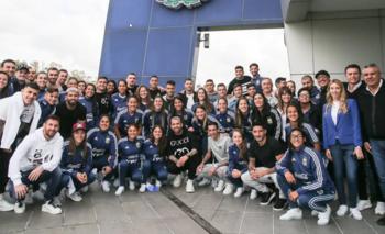 La contundente respuesta de una figura de la Selección | Selección argentina