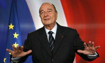 Murió el ex presidente de Francia, Jacques Chirac, a los 86 años | Francia