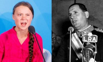 Cambio climático: ¿Qué diría Perón del reclamo de Greta Thunberg? | Greta thumberg