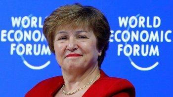 La titular del FMI felicitó a Alberto Fernández | Alberto presidente